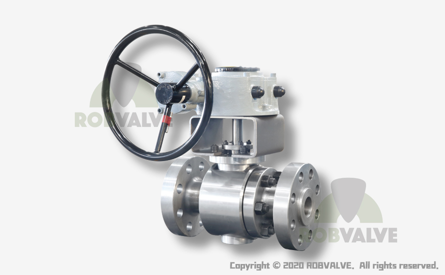 Resilient Seat Ball Valve